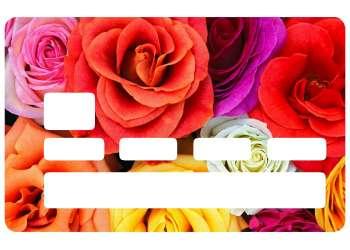 Sticker pour CB Fleurs