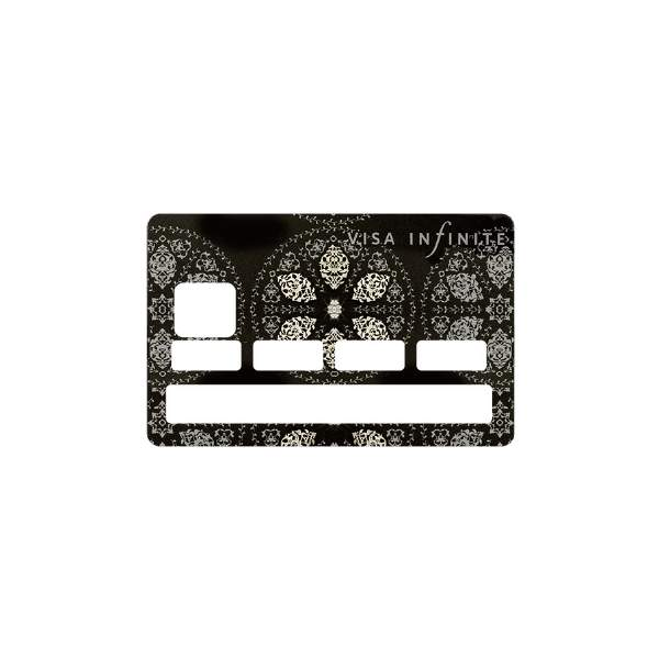 stickers pour cb infinite black. Black Bedroom Furniture Sets. Home Design Ideas