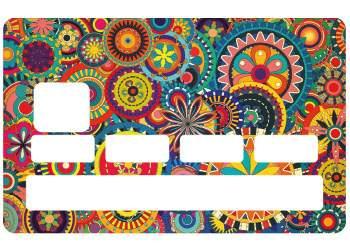 Stickers Spirograph pour CB