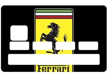 Stickers pour CB Ferrari