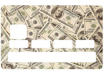 Sticker pour CB Dollars