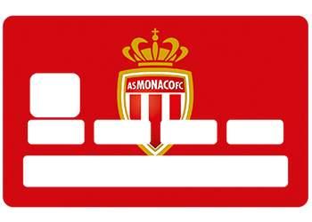 Autocollant AS Monaco pour CB