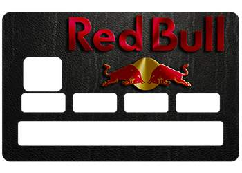 """Stickers CB """"Energy"""" pour carte bancaire"""