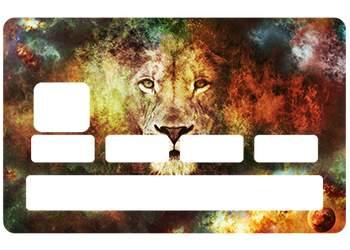 Sticker Lion pour CB