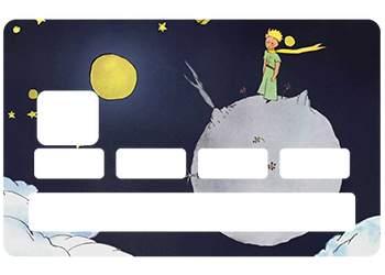 Autocollant Petit Prince pour CB