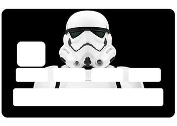 Stickers CB Star Wars pour carte bancaire