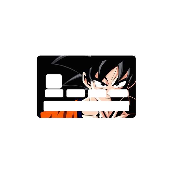 Stickers carte bancaire sangoku pour carte bleue - Autocollant carte bleue ...
