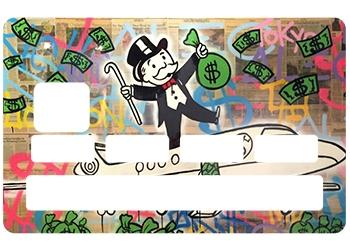 Stickers Monopoly pour CB